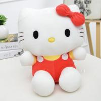 Plyšák Hello Kitty 25 cm (Modrá)