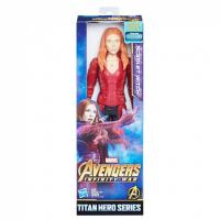Avengers 30cm deluxe figurka s doplňky - Scarlet Witch