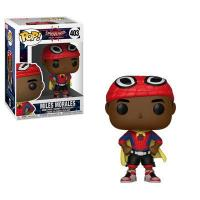 POP! Bobble Marvel: Spider-Man Animated: Miles w/ Cape