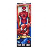 Akční figurka Spiderman Titan - Armored Spiderman - 30 cm